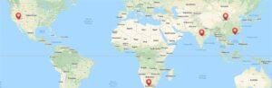EB-5 Office Map